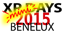 Mini XP Day 2015 logo